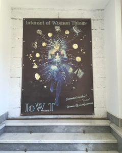 """IoWT - the Internet of Women Things"